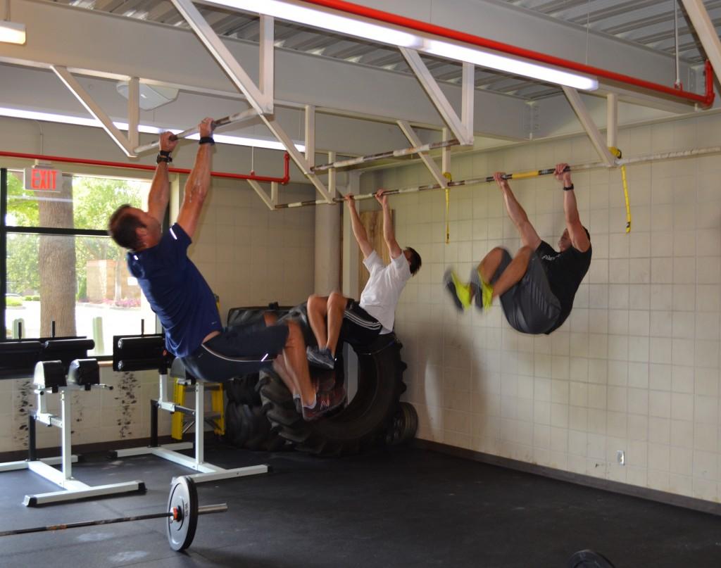 MP CrossFit Tulsa 091514