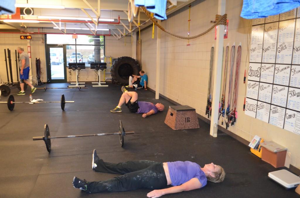 MP CrossFit Tulsa 091614