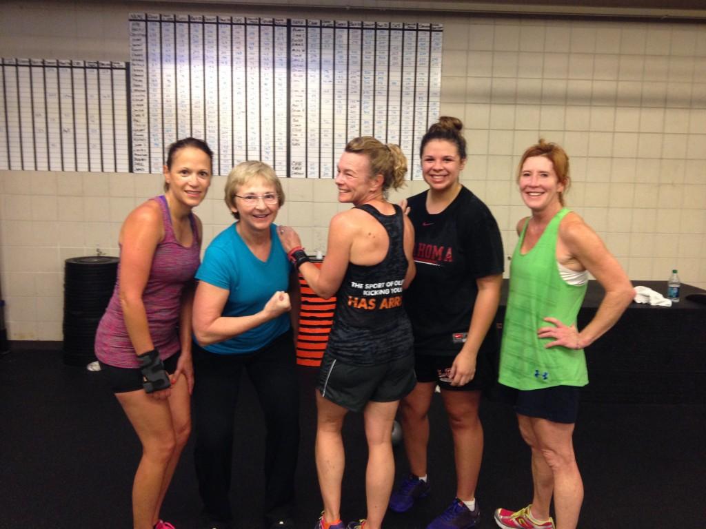 MP CrossFit Tulsa 092014