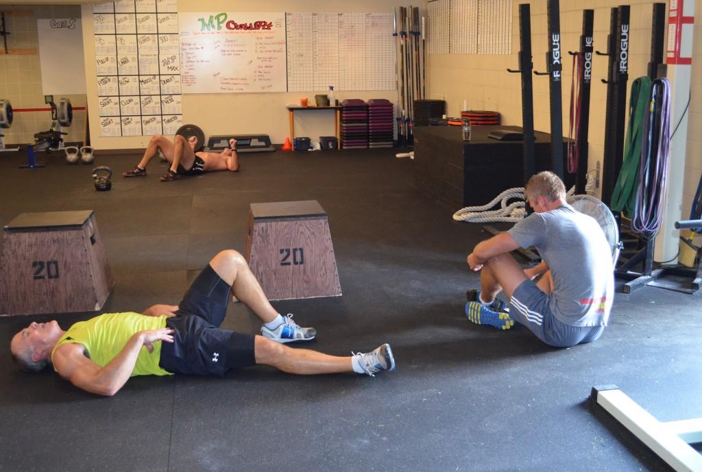 MP CrossFit Tulsa 092514