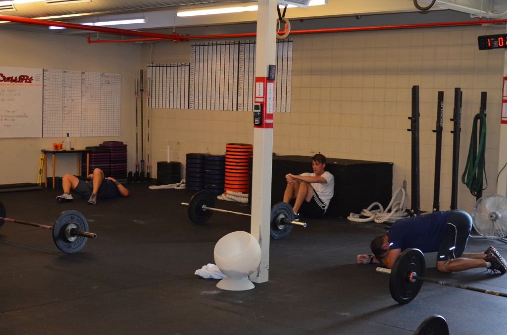MP CrossFit Tulsa 100114