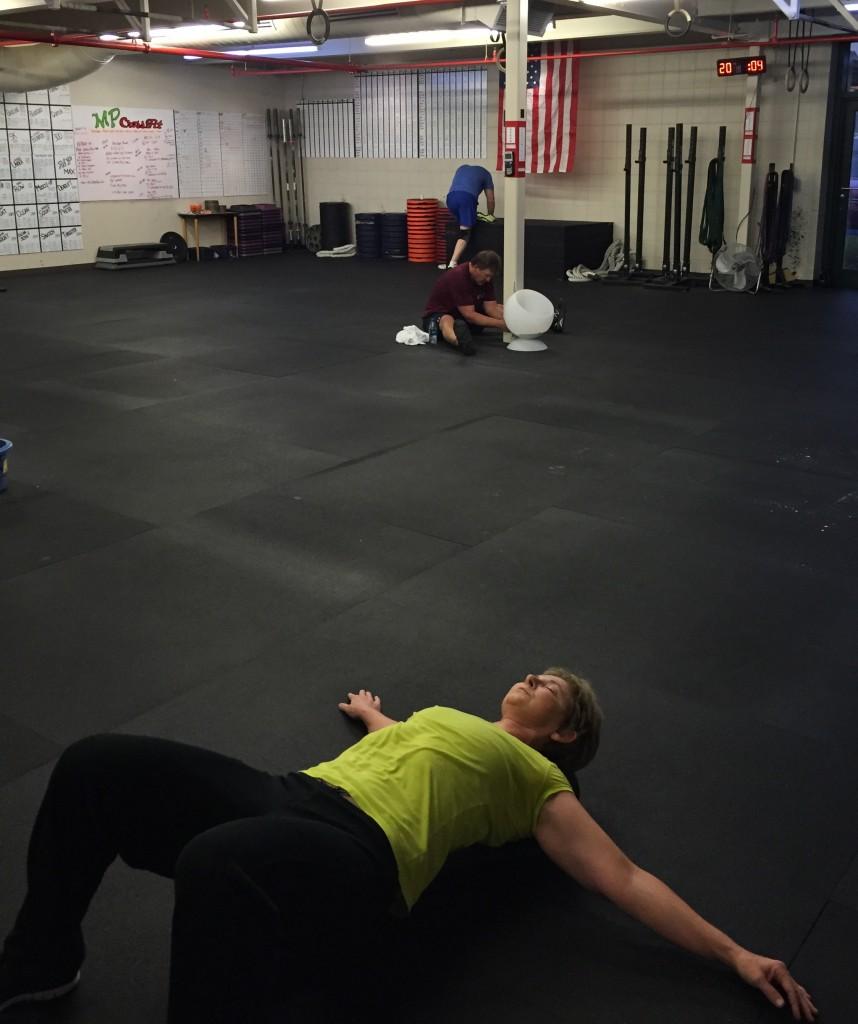 MP CrossFit Tulsa 102814