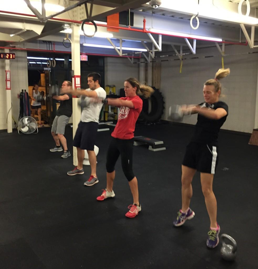 MP CrossFit Tulsa 103014
