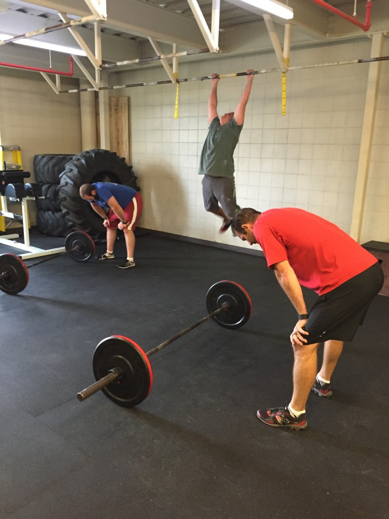 MP CrossFit Tulsa 110414