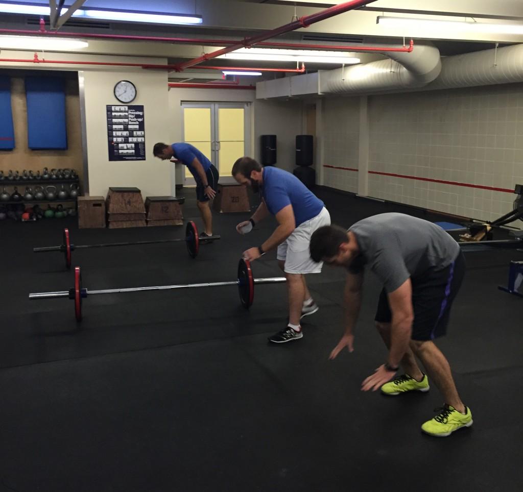 MP CrossFit Tulsa 110514