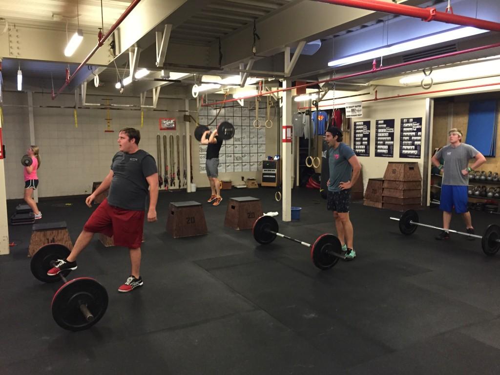 MP CrossFit Tulsa 111214