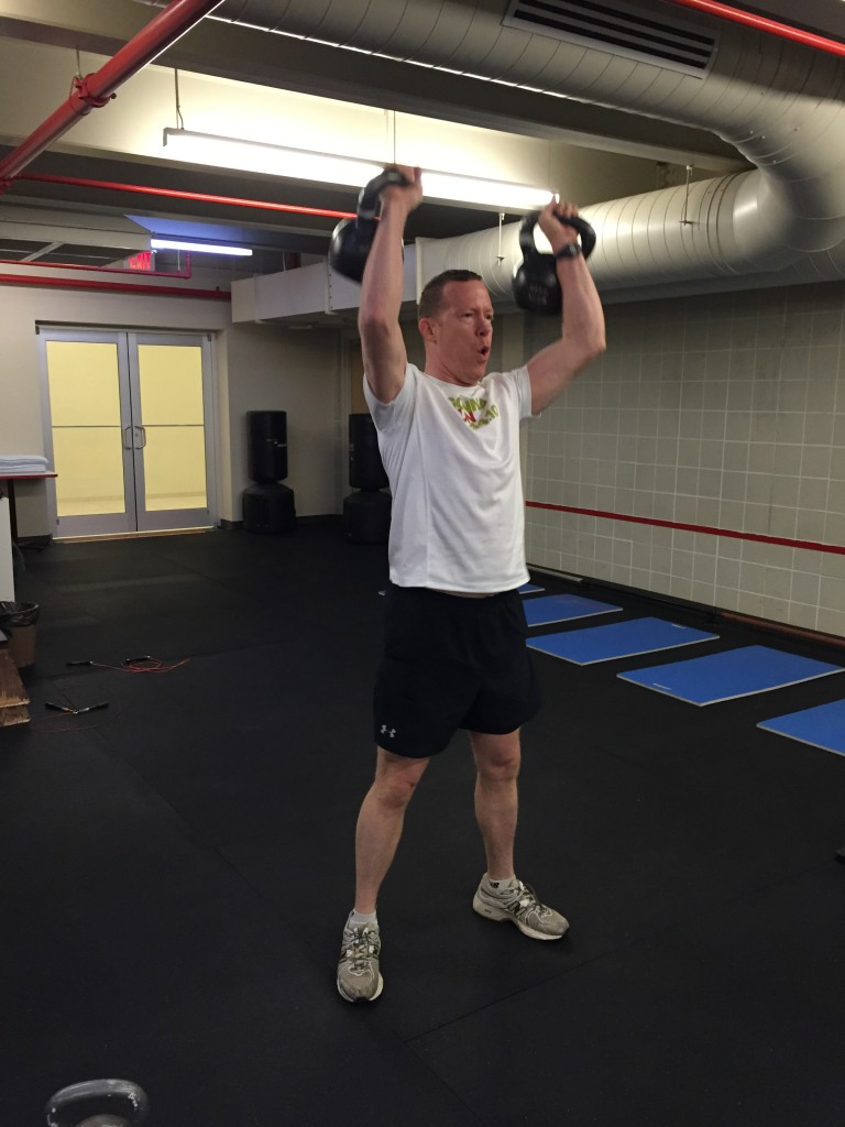 MP CrossFit Tulsa 112114