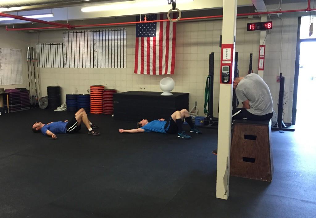 MP CrossFit Tulsa 112214