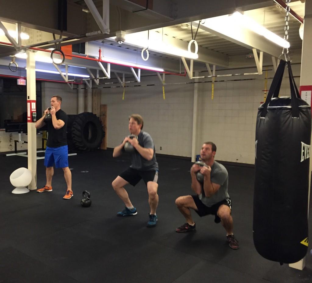 MP CrossFit Tulsa 112614