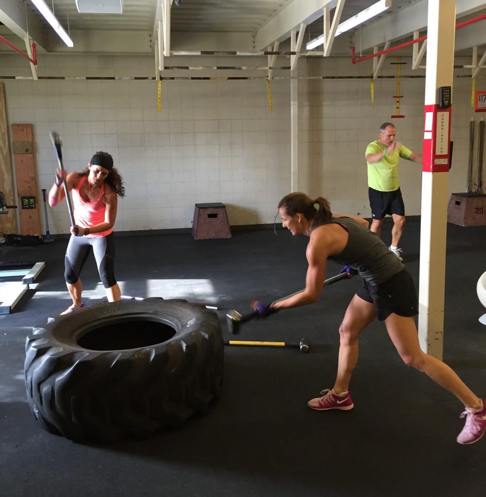 MP CrossFit Tulsa 112814