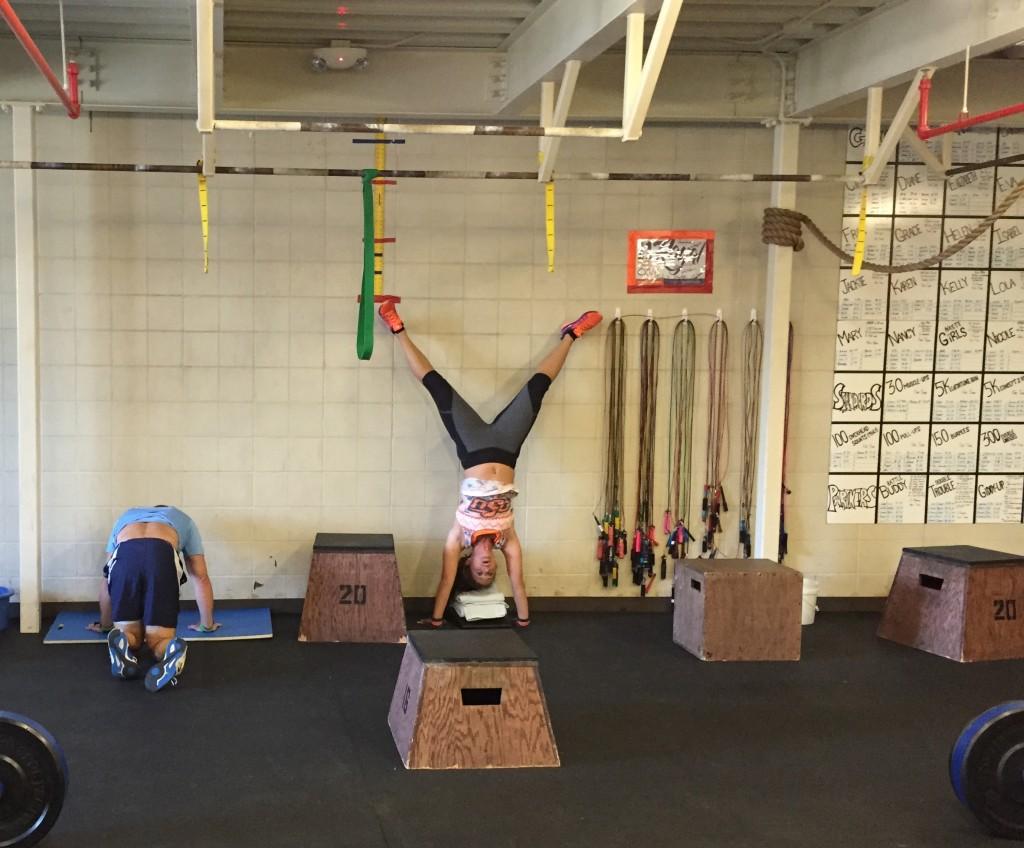 MP CrossFit Tulsa 120114
