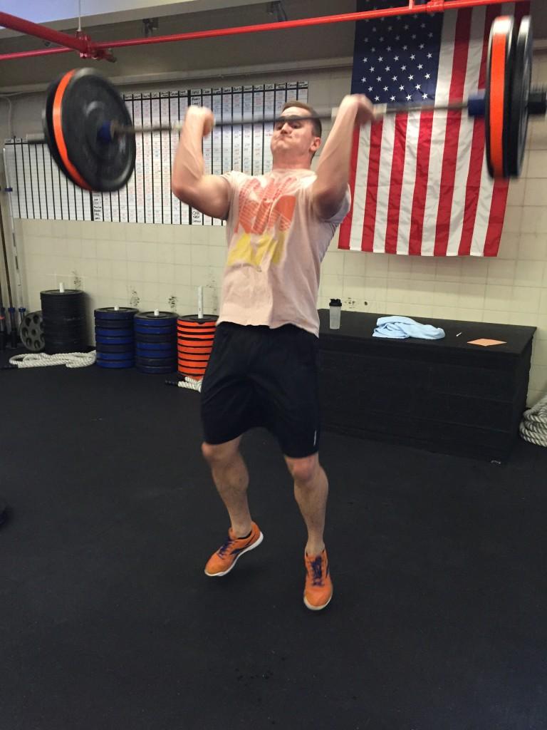 MP CrossFit Tulsa 120314