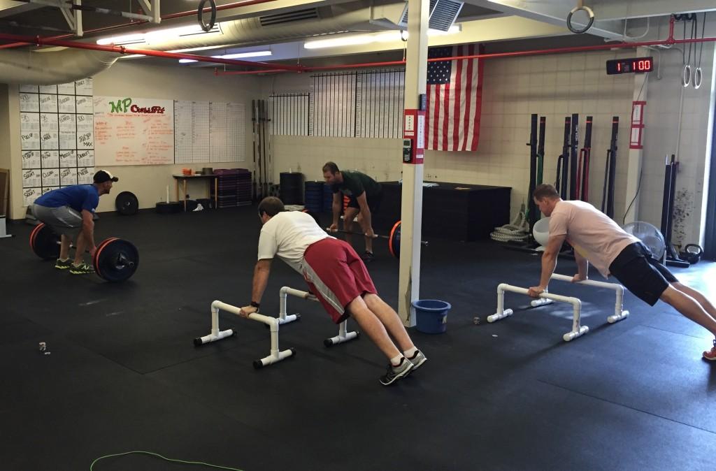 MP CrossFit Tulsa 120814