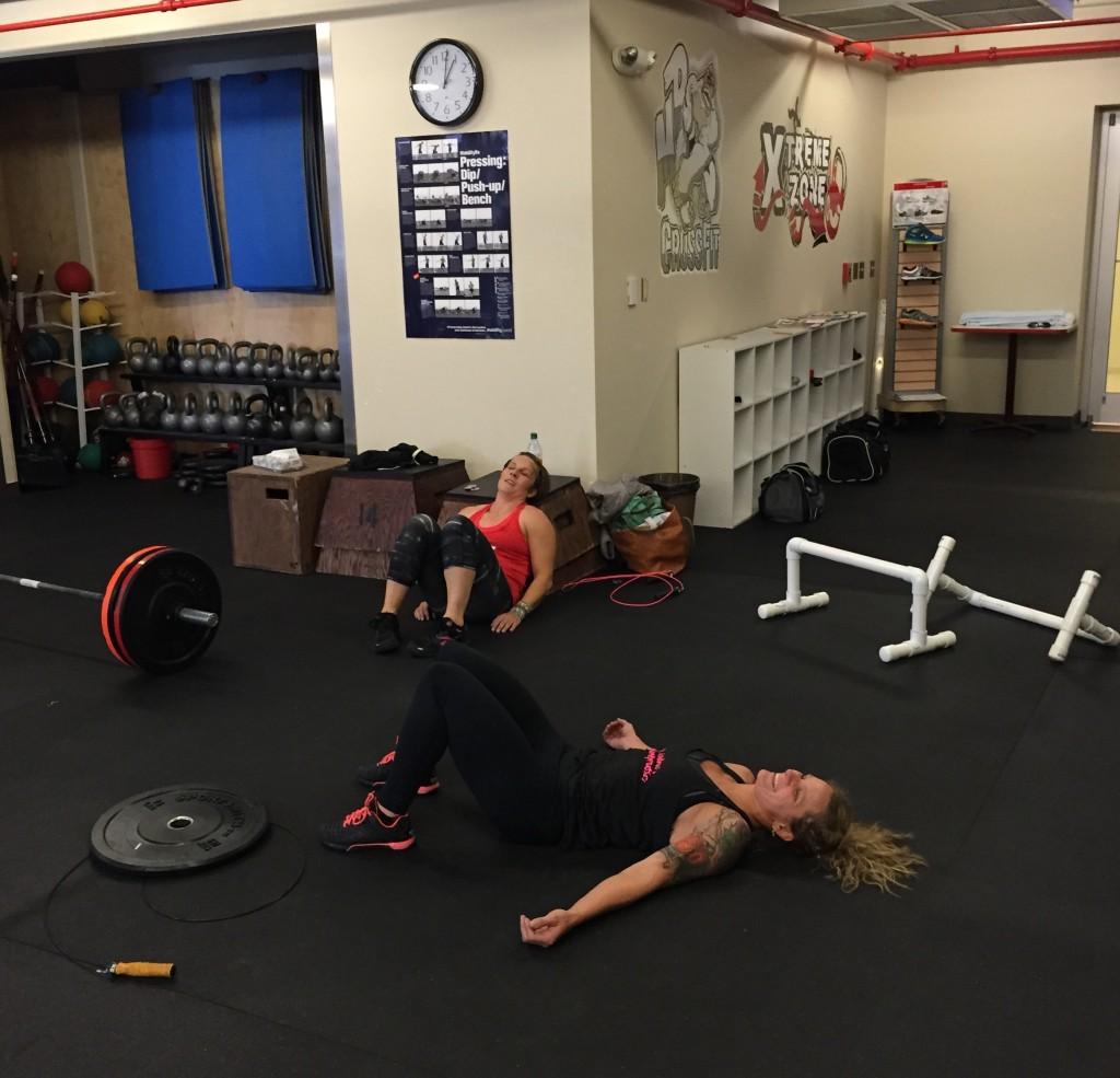 MP CrossFit Tulsa 121414