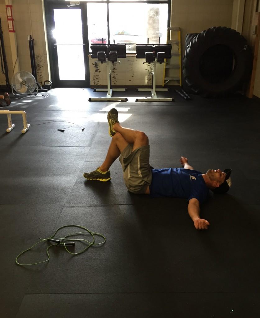 MP CrossFit Tulsa 121814