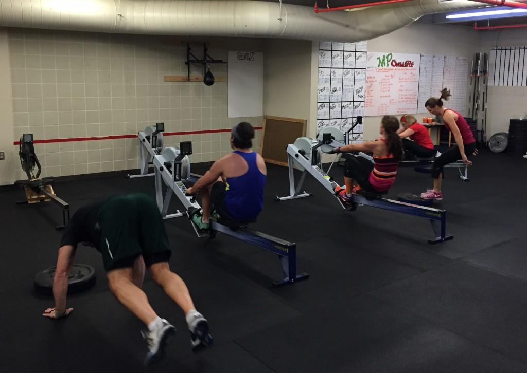 MP CrossFit Tulsa 121914