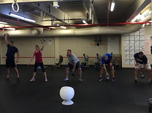 MP CrossFit Tulsa 122014