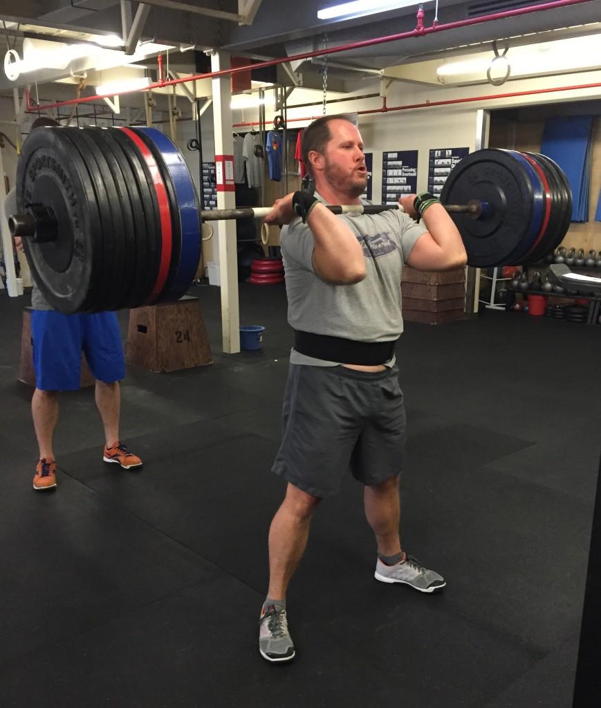 MP CrossFit Tulsa 122414