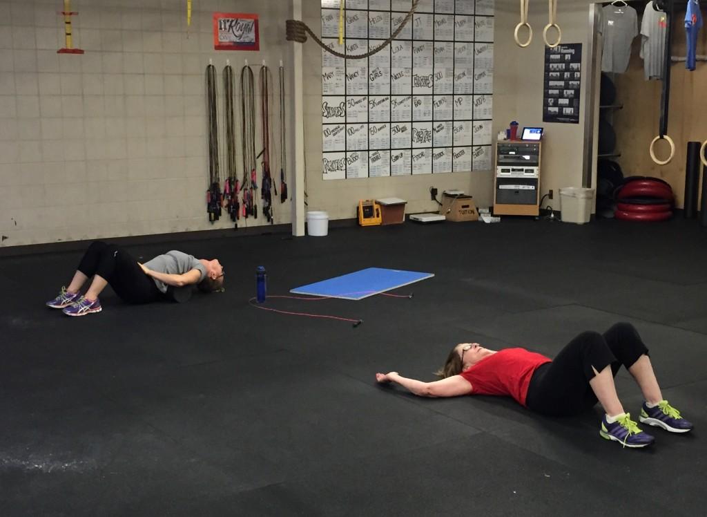 MP CrossFit Tulsa 123014