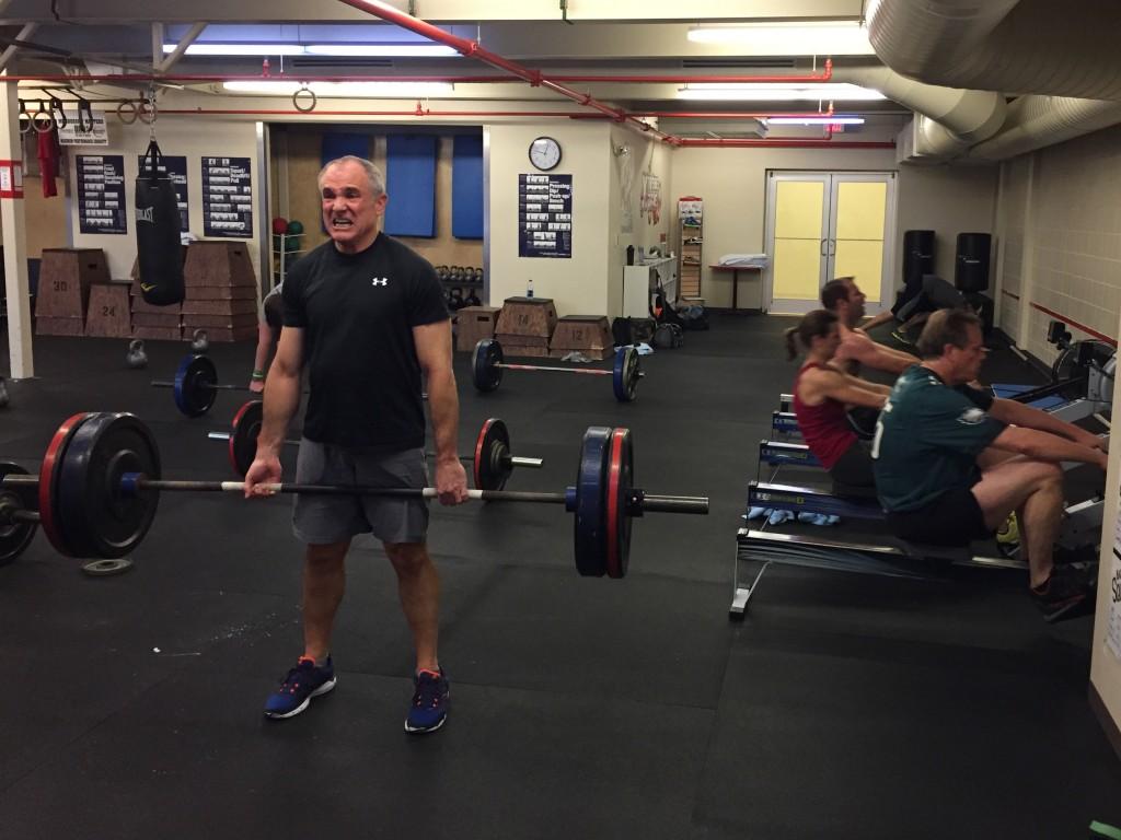 MP CrossFit Tulsa 010515