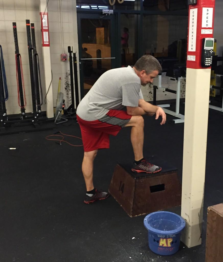 MP CrossFit Tulsa 010915