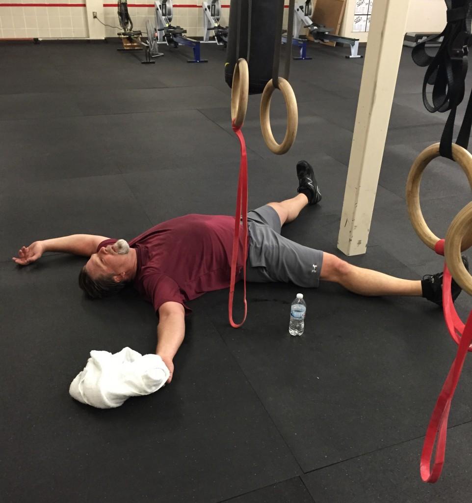 MP CrossFit Tulsa 012215