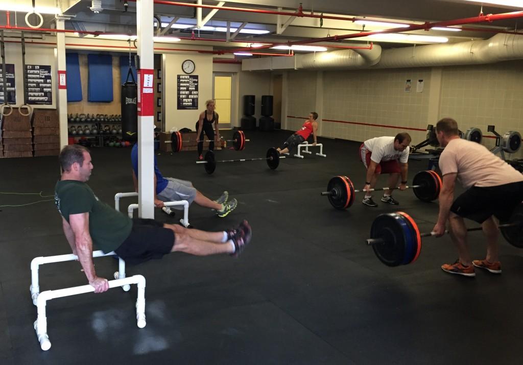 MP CrossFit Tulsa 012415