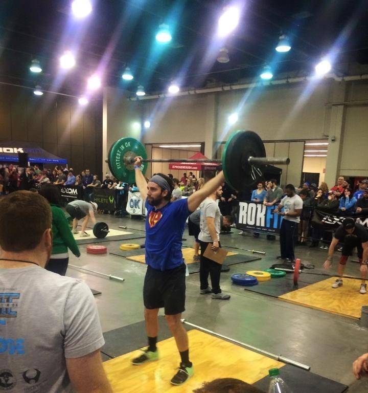MP CrossFit Tulsa 012615