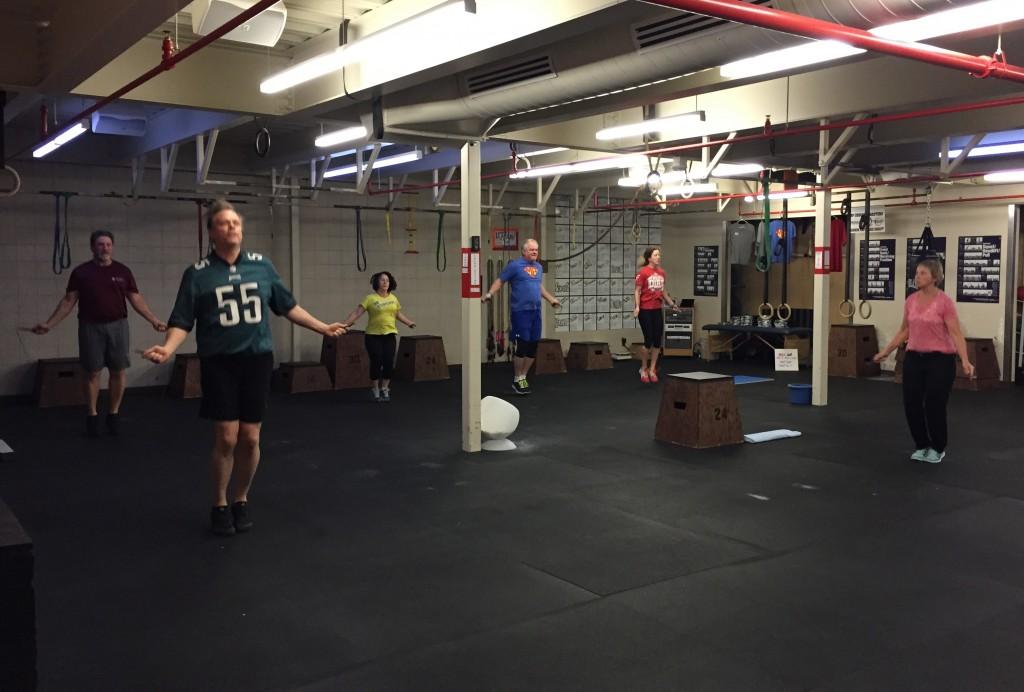 MP CrossFit Tulsa 013015