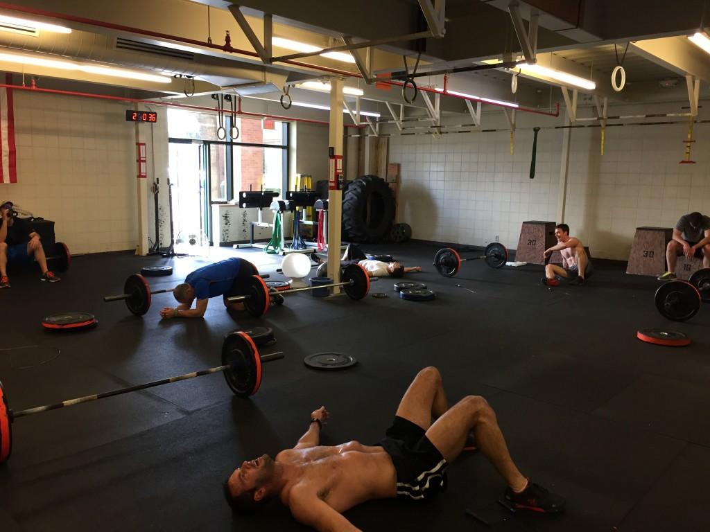 MP CrossFit Tulsa 013115
