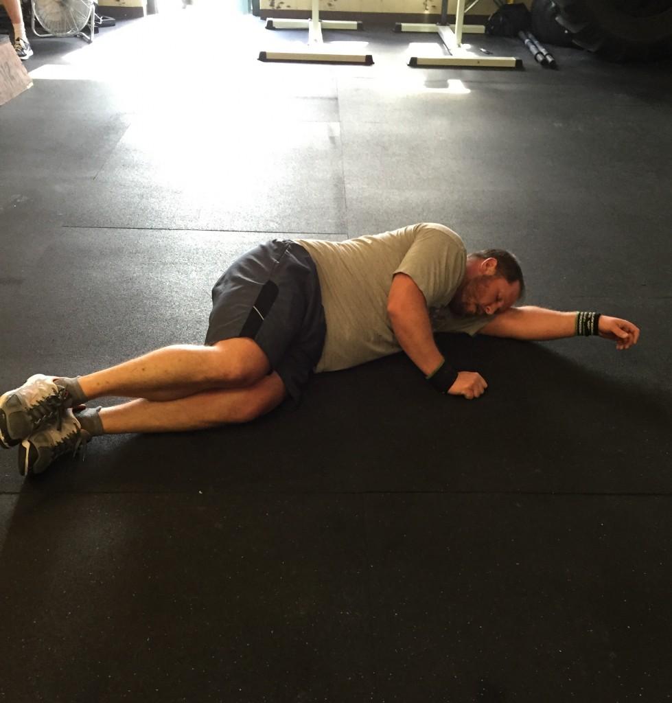 MP CrossFit Tulsa 021615