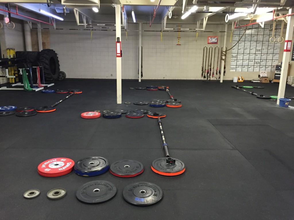 MP CrossFit Tulsa 022815