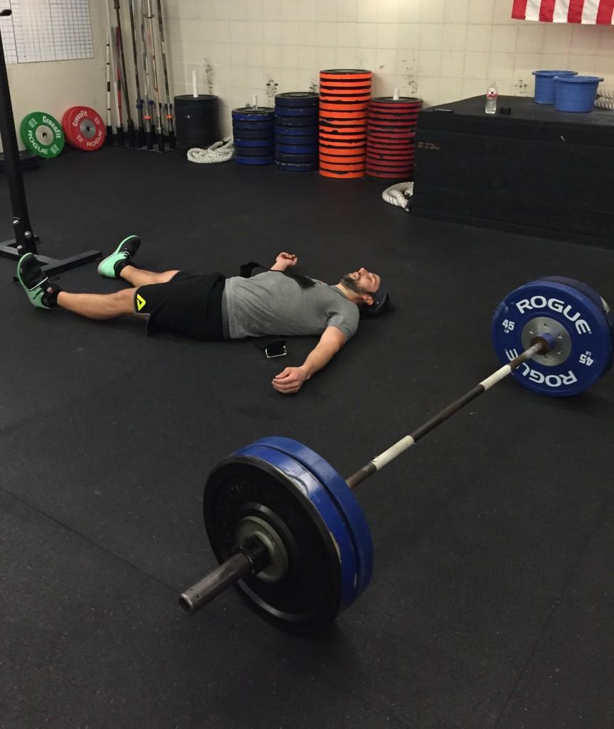 MP CrossFit Tulsa 030315