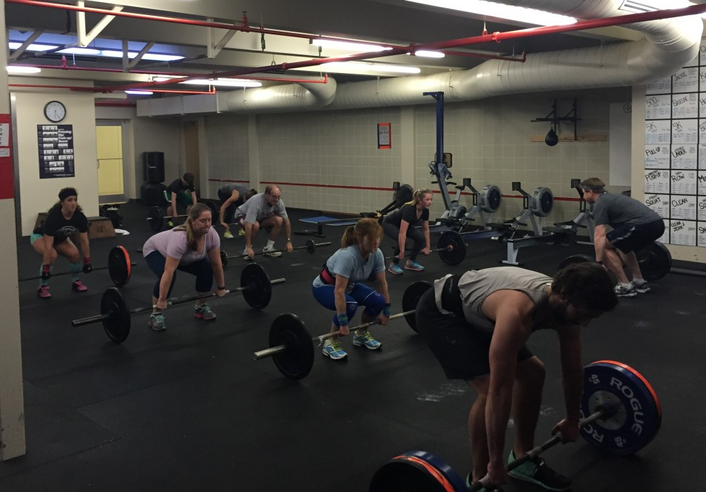MP CrossFit Tulsa 030415