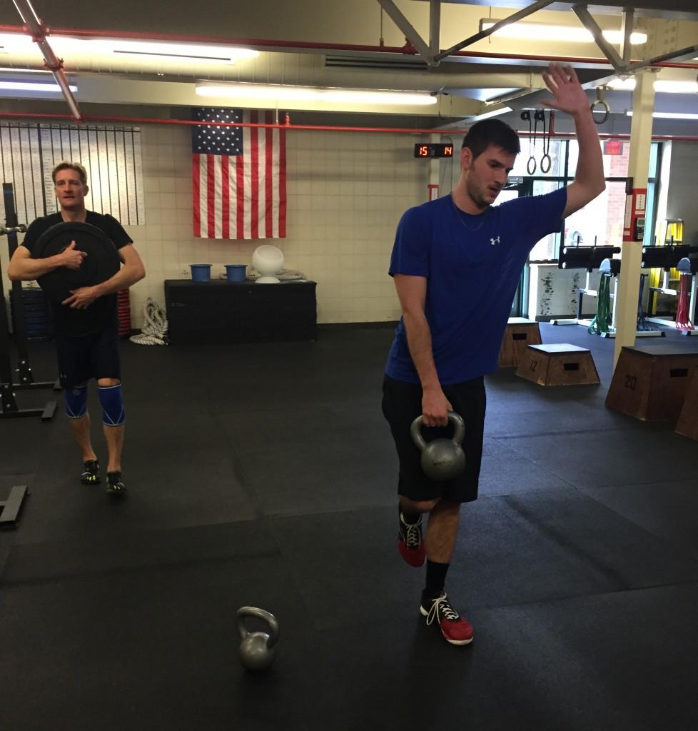MP CrossFit Tulsa 030615