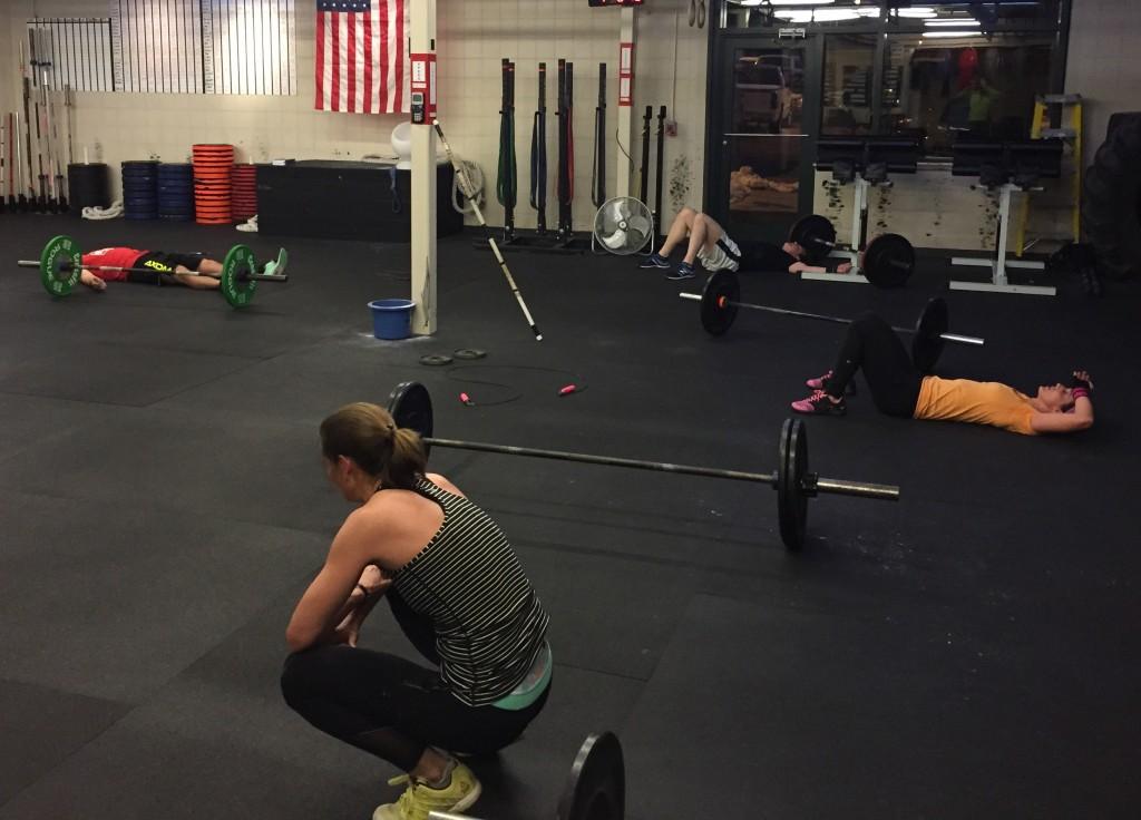MP CrossFit Tulsa 031115