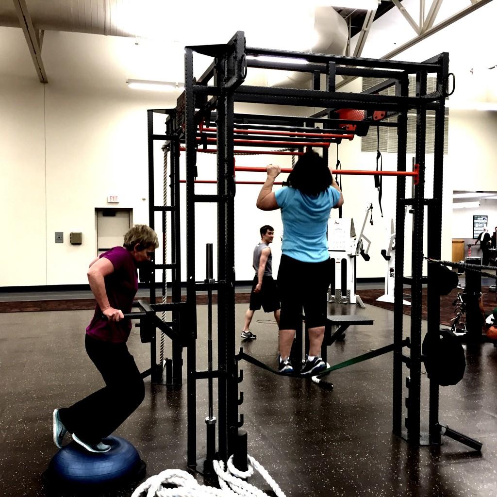 MP CrossFit Tulsa 032115