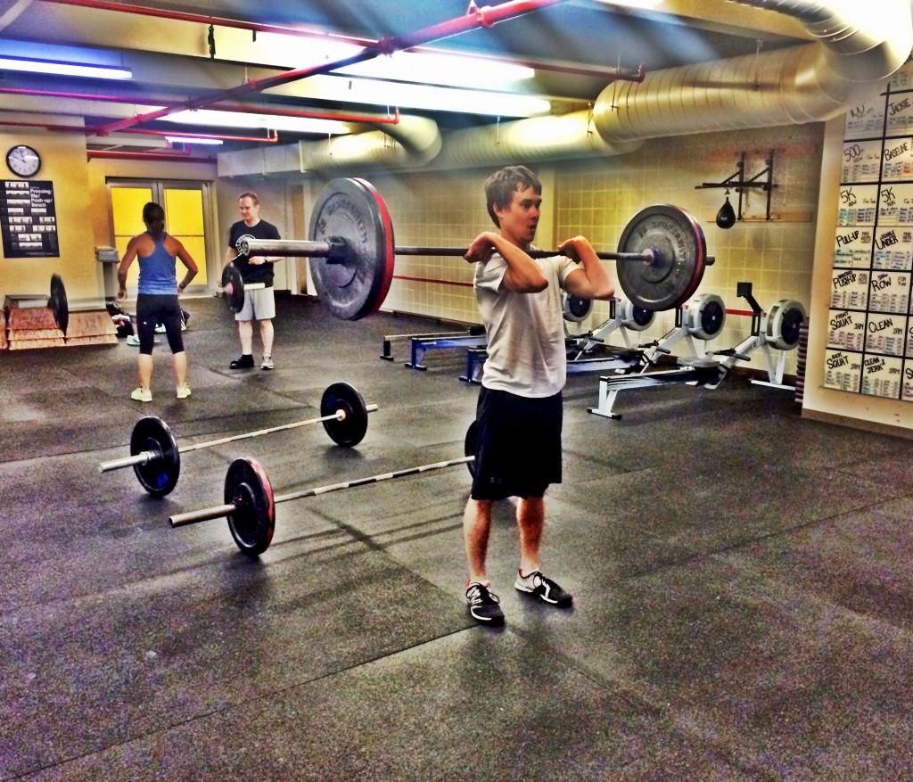 MP CrossFit Tulsa 032715