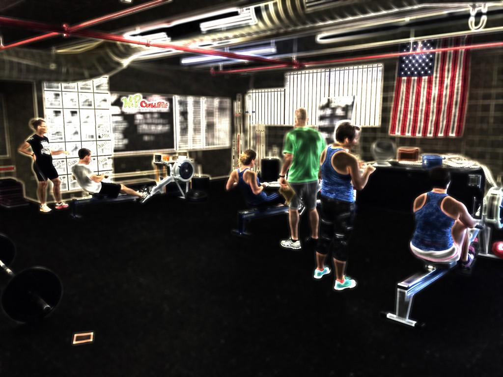 MP CrossFit Tulsa 033015