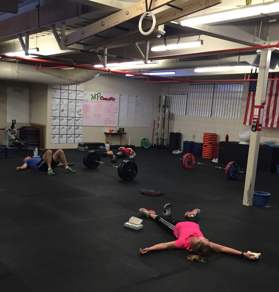 MP CrossFit Tulsa 041515