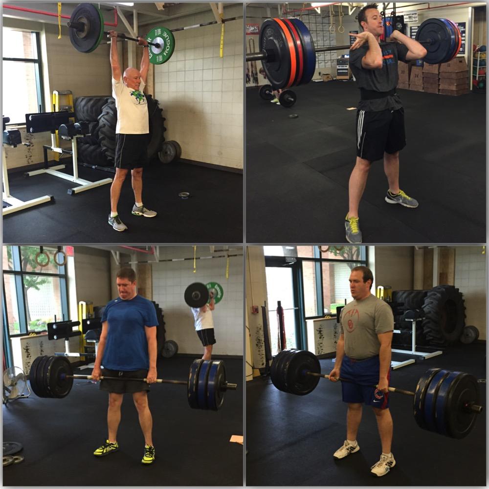 MP CrossFit Tulsa 042515