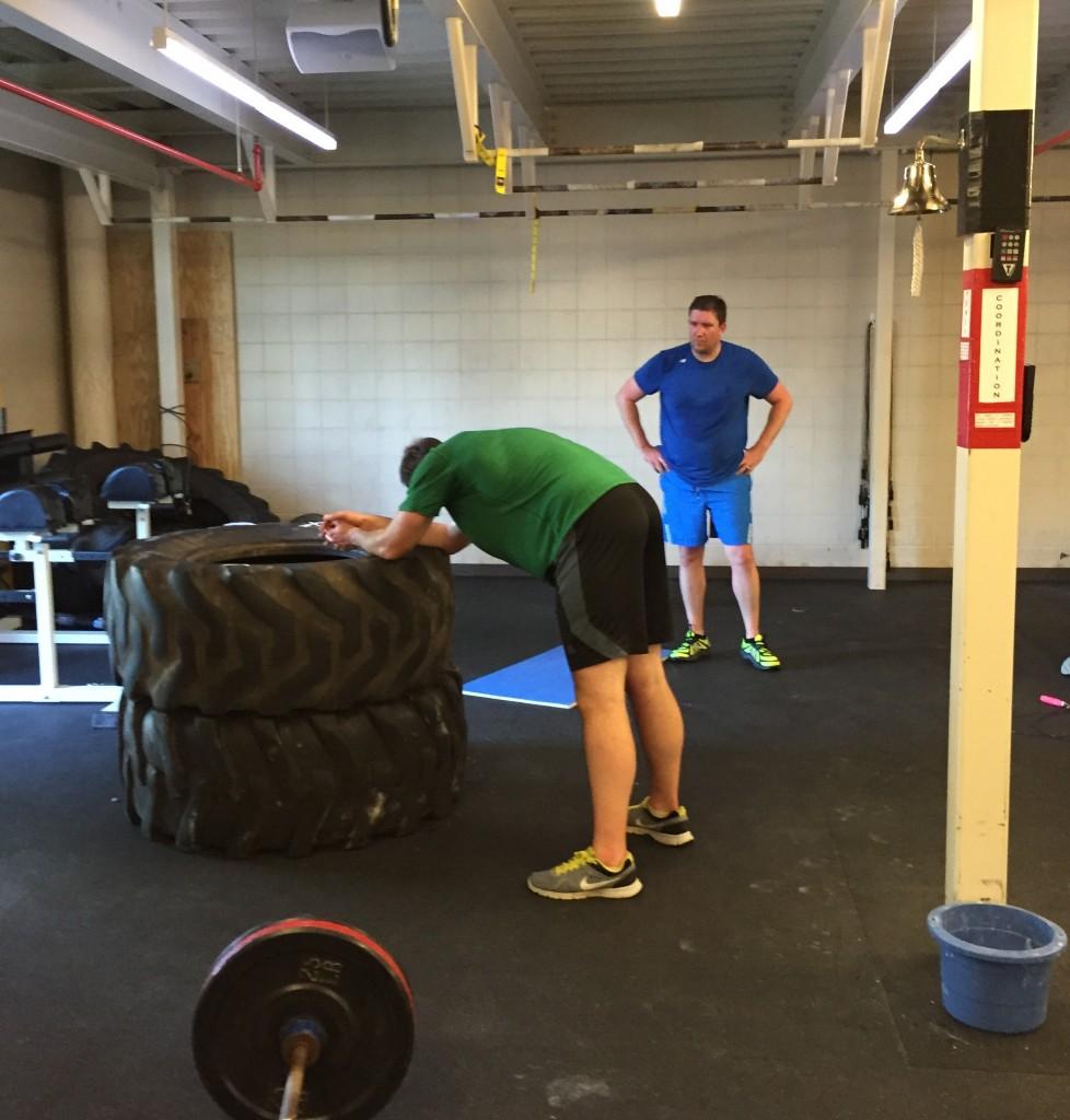 MP CrossFit Tulsa 043015