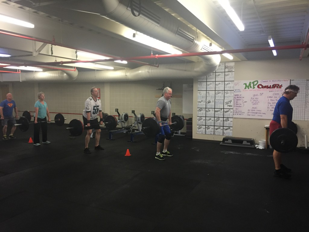 MP CrossFit Tulsa 052215