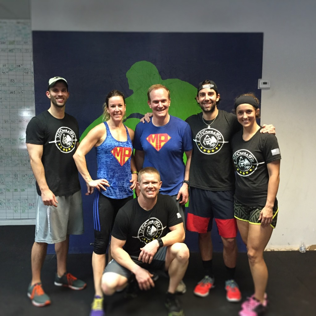 MP CrossFit Tulsa 052615