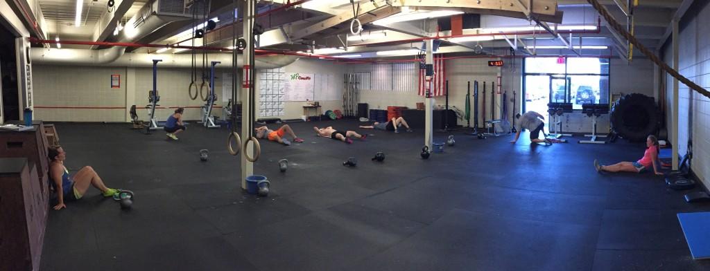 MP CrossFit Tulsa 052715