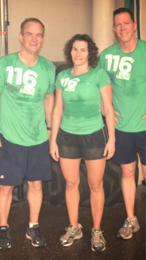 MP CrossFit Tulsa 060215
