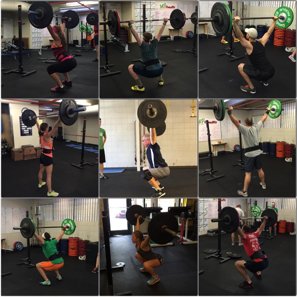 MP CrossFit Tulsa 060615