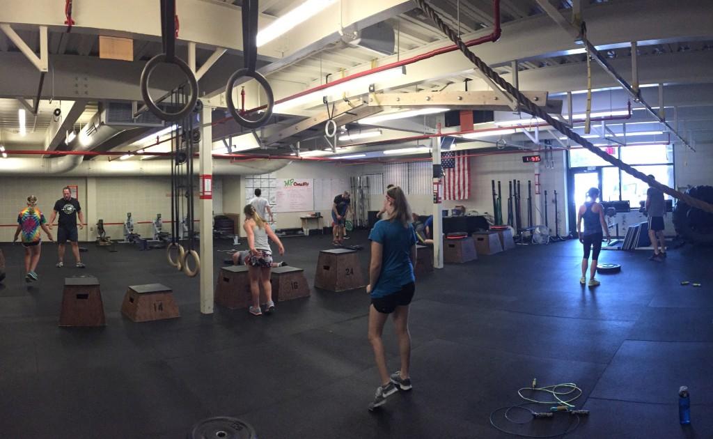 MP CrossFit Tulsa 060815