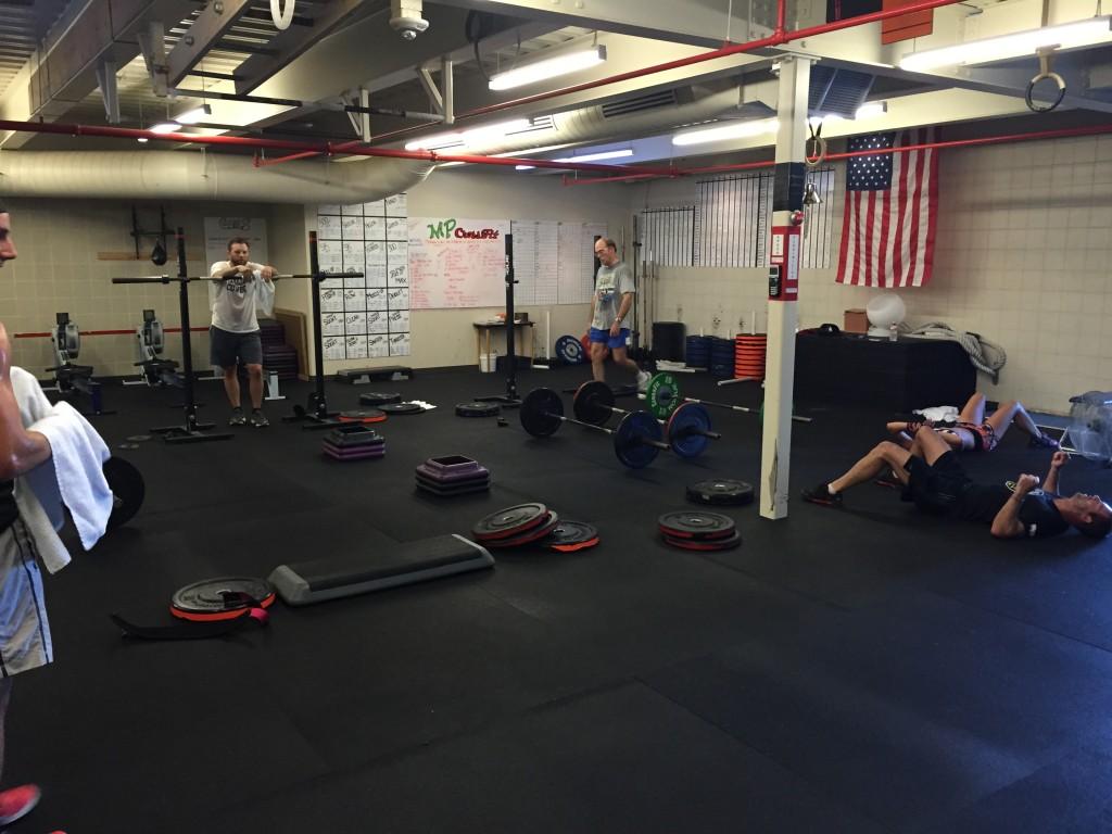 MP CrossFit Tulsa 070215