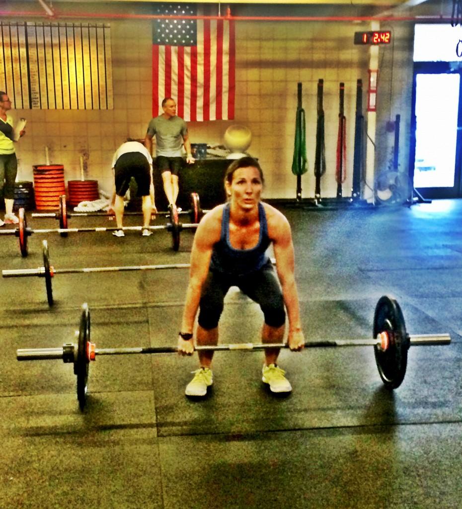 MP CrossFit Tulsa 070615